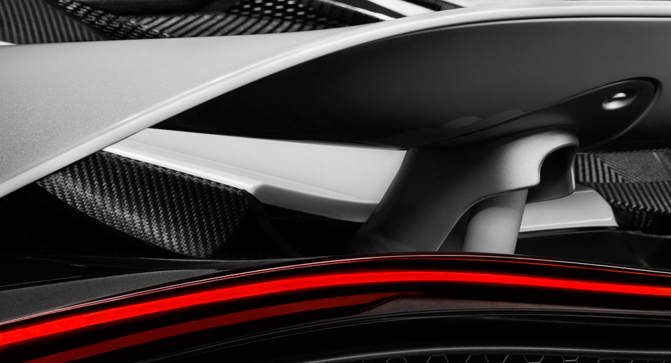 Here's Your Very First Look at Part of the Next McLaren Supercar