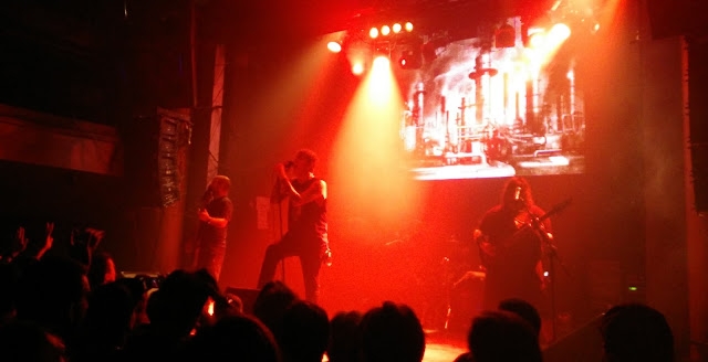 Fear Factory en Madrid