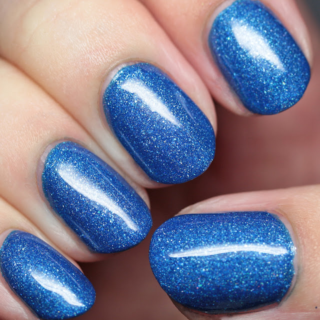 Supermoon Lacquer Aqua Rhapsody