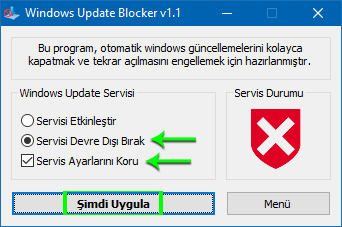 Windows Update Blocker v1.1-www.ceofix.com