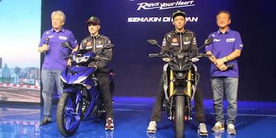 Dua Motor Terbaru Motor Yamaha 2019, Diluncurkan Oleh Rossi dan Vinales