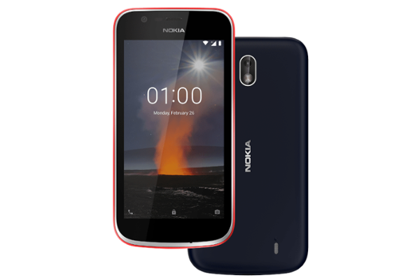MWC 2018: Nokia 1 launched