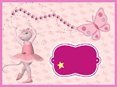 #4 Angelina Ballerina Wallpaper