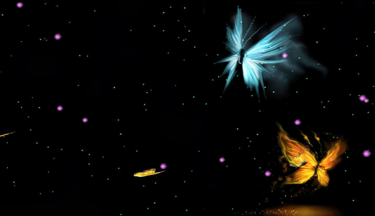 Free animated butterfly wallpaper wallpaper animated - Anime moving wallpaper for pc ...