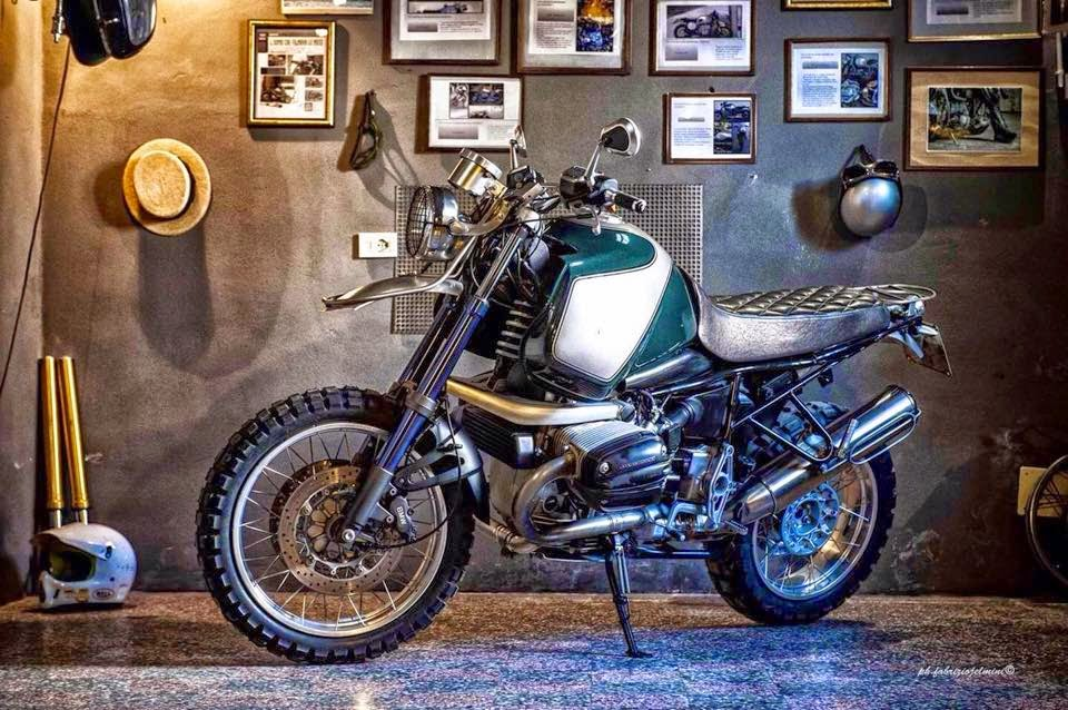 bmw gs 1150 wallaby rocketgarage cafe racer magazine. Black Bedroom Furniture Sets. Home Design Ideas