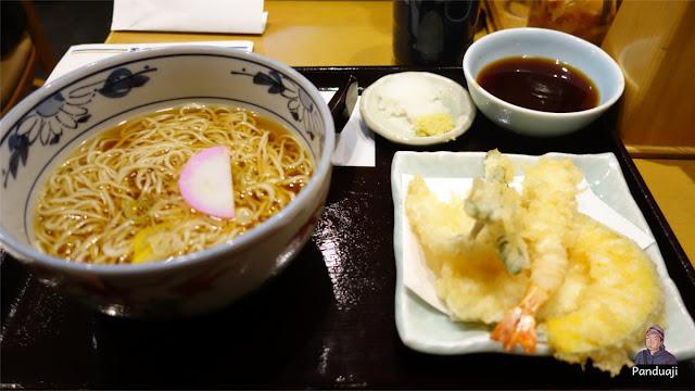 Udon di Jepang