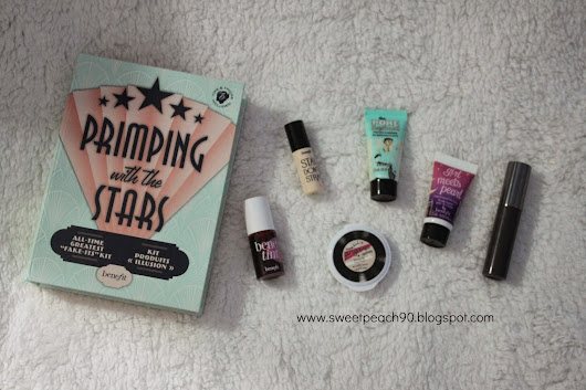 [REVIEW] Benefit Primping With The Star