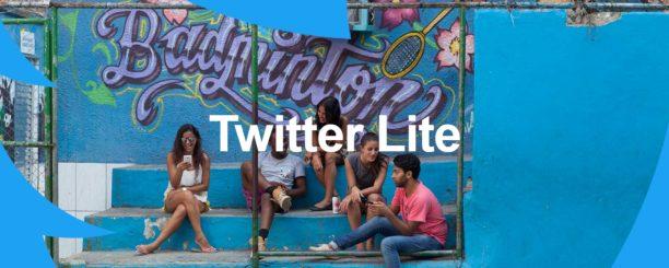 """تويتر تطلق تطبيق """"تويتر لايت"""" لأصحاب الاتصال البطيء"""