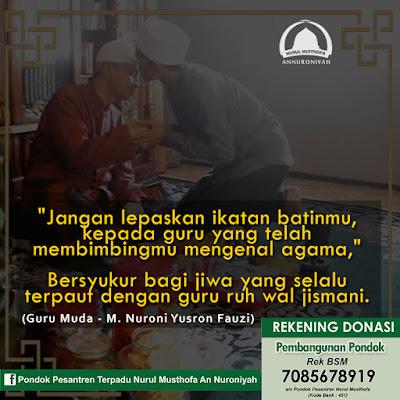 quotes kata motivasi santri di bulan ramadhan santri mandiri
