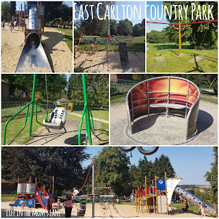 Parks and Playgrounds in Northamptonshire - East Carlton
