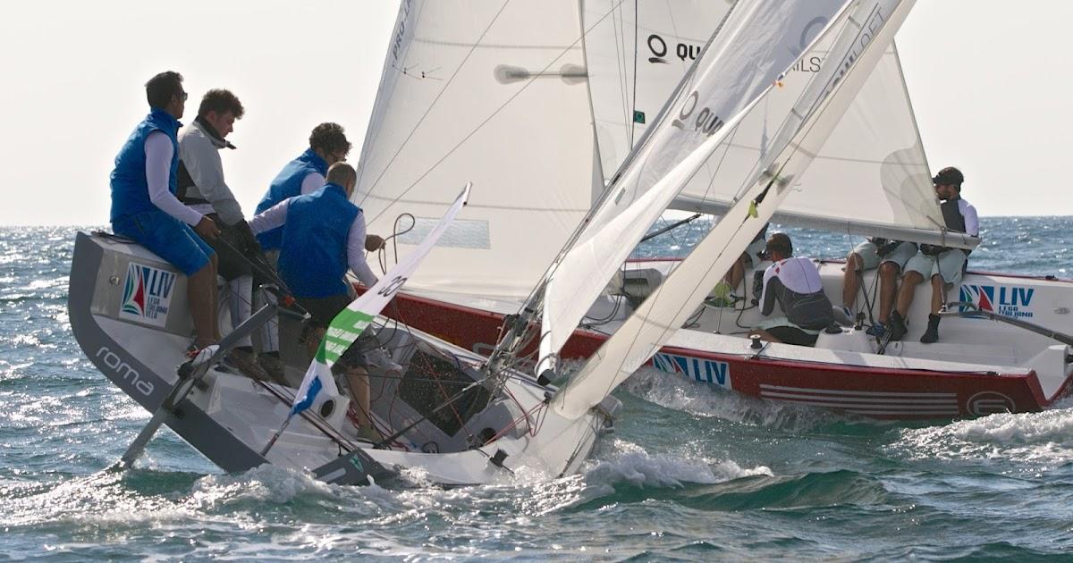 Lega Italiana Vela: Cinque vittorie per il Club Canottieri Roggero di Lauria nella seconda giornata di regata