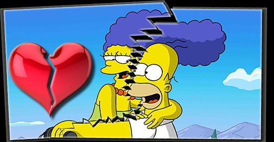 Divórcio dos Simpsons: separação de Homer e Marge choca fãs da série