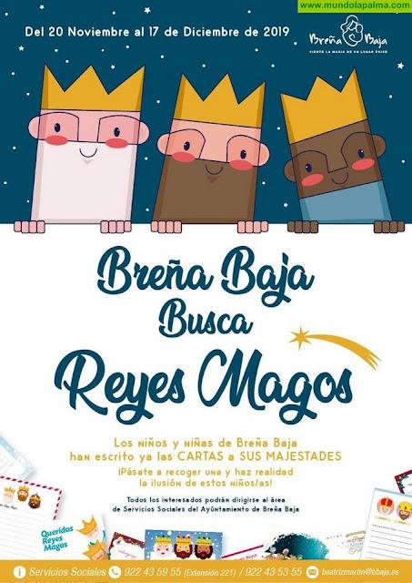 Breña Baja busca Reyes Magos