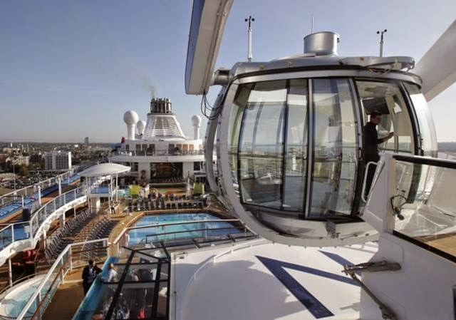 Royal Caribbean's Quantum of the Seas: We step aboard the smartest ship afloat