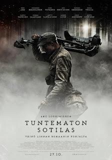 Ver El soldado desconocido (Tuntematon sotilas) (2017) Gratis Online