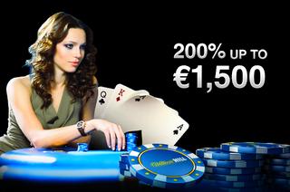 William Hill Poker Girl