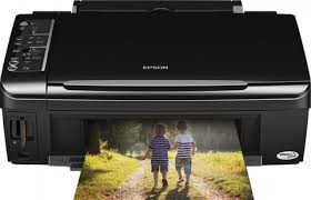 scan in addition to re-create for operate amongst or without PC connectivity Epson Stylus SX205 Driver Downloads