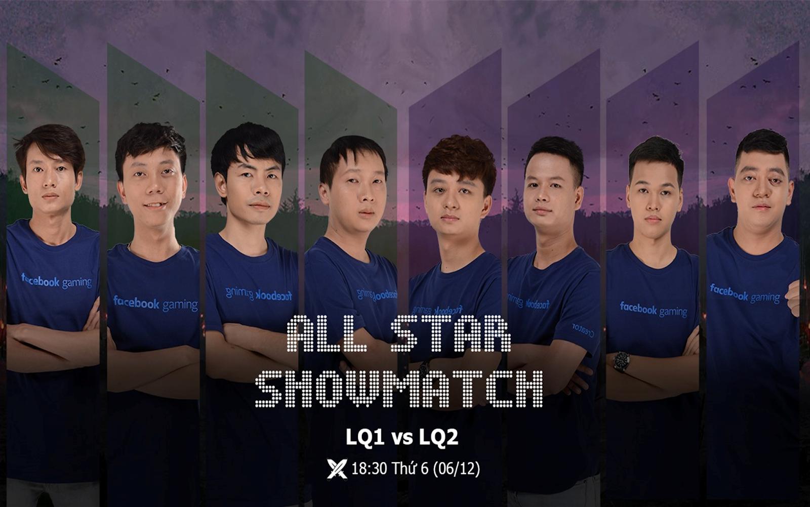 Siêu kinh điển Showmatch 4vs4 Random Super Stars Liên Quân VEC vs Liên Quân EGO: Liệu sức trẻ có lên ngôi?