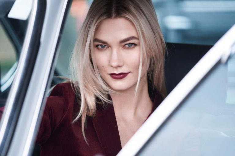 Karlie Kloss announced as Estee Lauder spokesmodel