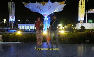 Arisandy Joan Hardiputra Epi Friesta Dewi Hasibuan Masjid Baiturrahman Banda Aceh