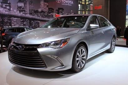 toyota camry 2015 13 -  - Đánh giá Toyota Camry 2015 phiên bản ra mắt thị trường Mỹ