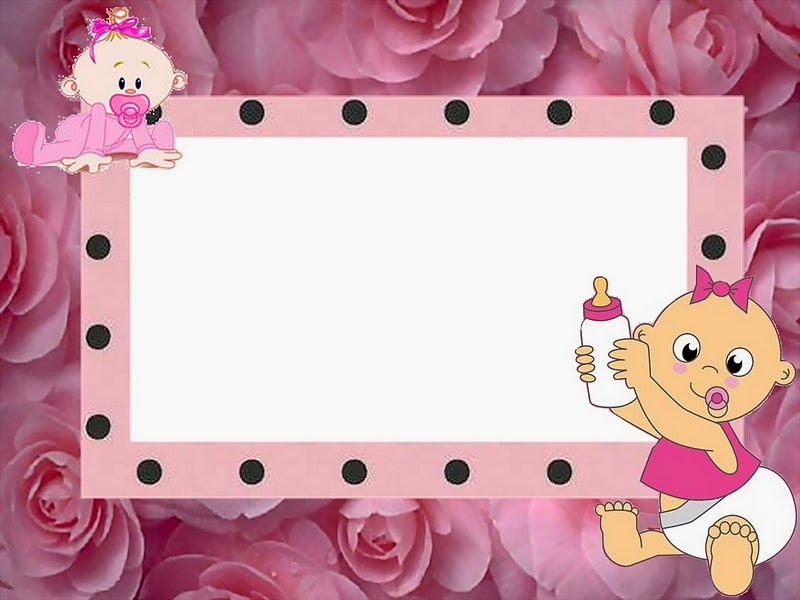 Sweet Baby Girl, Free Printable Invitations, Labels or Cards.