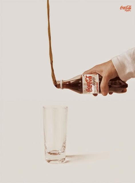 Coca-cola y su publicidad ingeniosa.