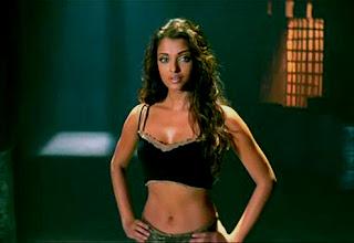 Aishwarya Rai Sexy Navel