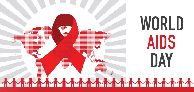gambar dp bbm terbaru hari aids sedunia 2017 2018