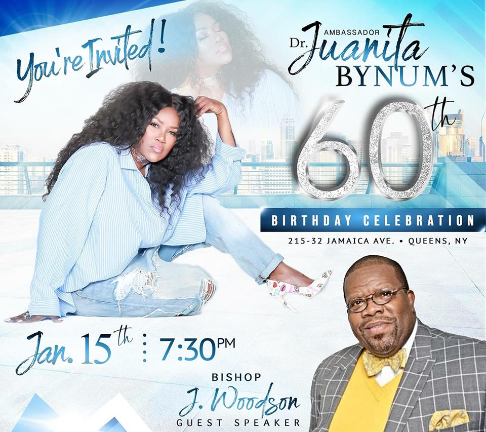 Happy Birthday Dr Strangelove In 2019: Happy 60th Birthday Prophetess Juanita Bynum