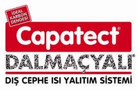 Capatect dalmaçyalı mantolama malzeme ve işçilik fiyatı