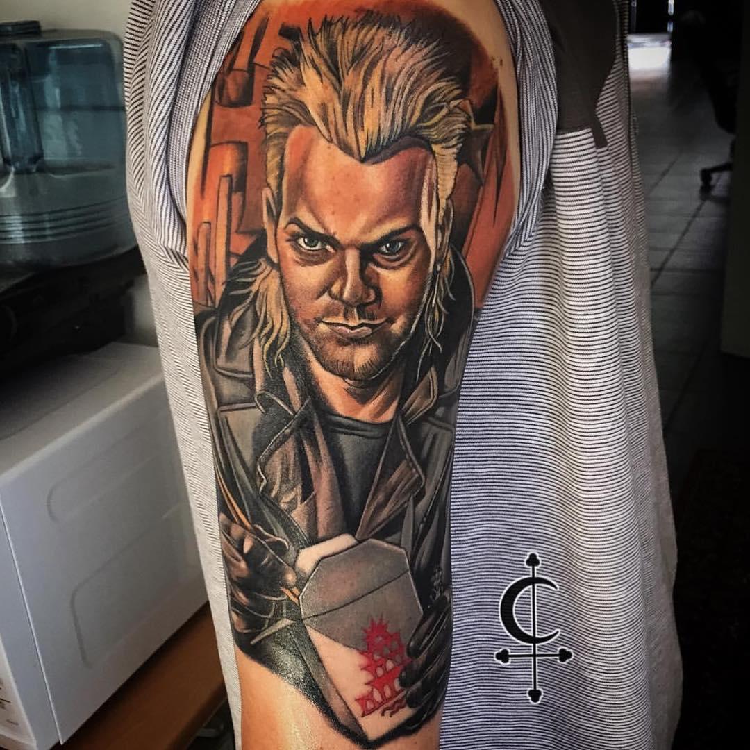 22 nuovi tatuaggi braccio for Tatuaggi idee uomo