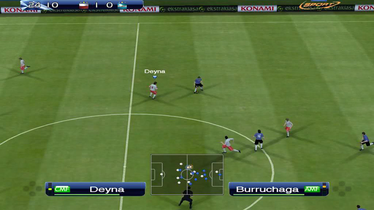 تحميل لعبة PES 2009 برابط مباشر + تورنت