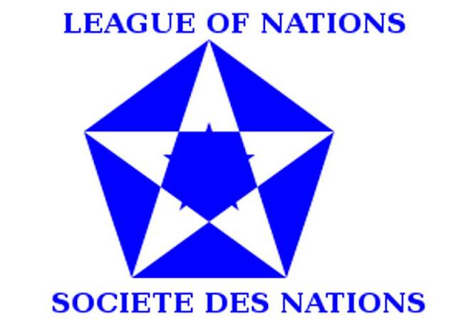 Gambar Lambang Liga Bangsa Bangsa semi resmi 1939 sampai 1941