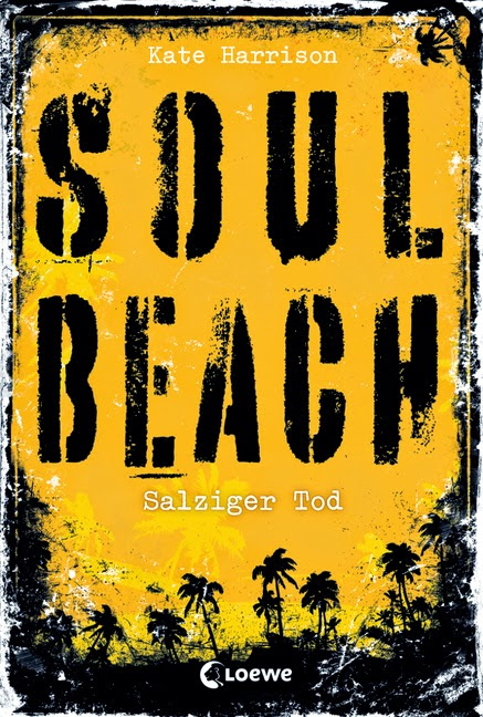 Kate Harrison - Soul Beach - Salziger Tod (Band 3)