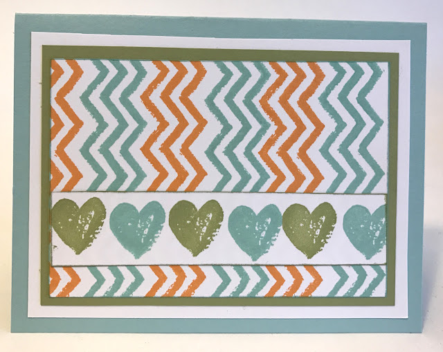 handmade love card lisa fulmer