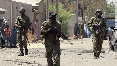 Breaking: Army Arrests Christmas Day Bomber and Other Boko Haram Suspects