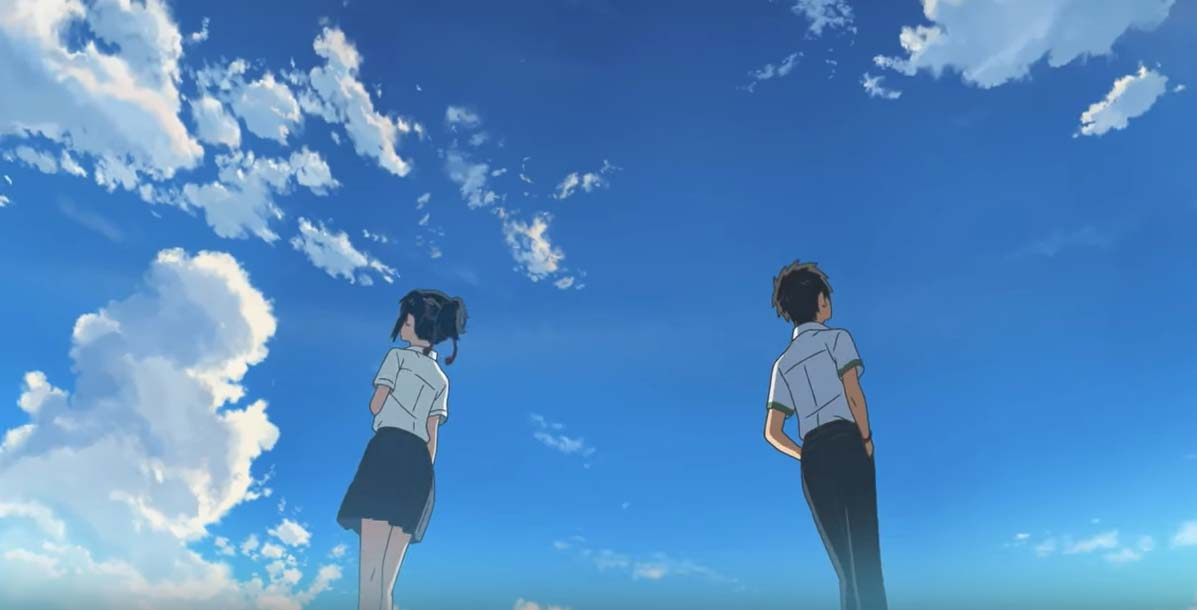 Your Name (Kimi no Na Wa) - Spoiler Free Movie Review | Axellerated ...