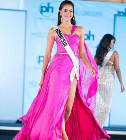 Miss Indonesia Miss Universe 2017