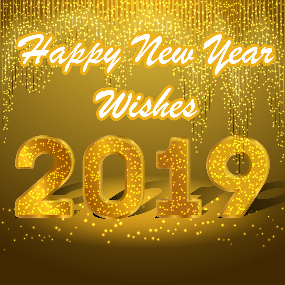 Funny Happy New Year Message 2019