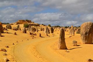 Nambung Nationalpark, Australien
