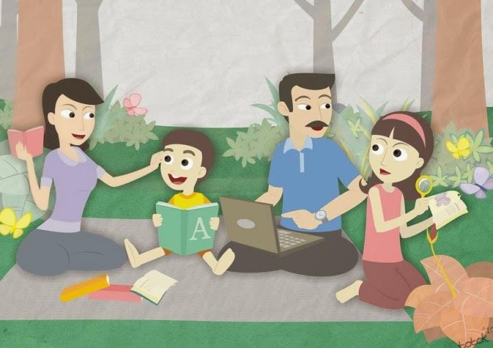 Kita dan Buah Hati: Kasih sayang Orang Tua Kepada Anak