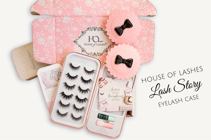 House of Lashes: Lash Story ♥ - beautybyjuliannemng