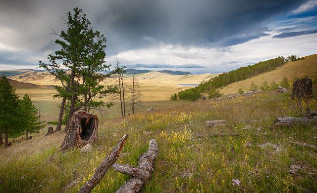 Terkhiin Tsagaan Nuur National Park, Mongolia
