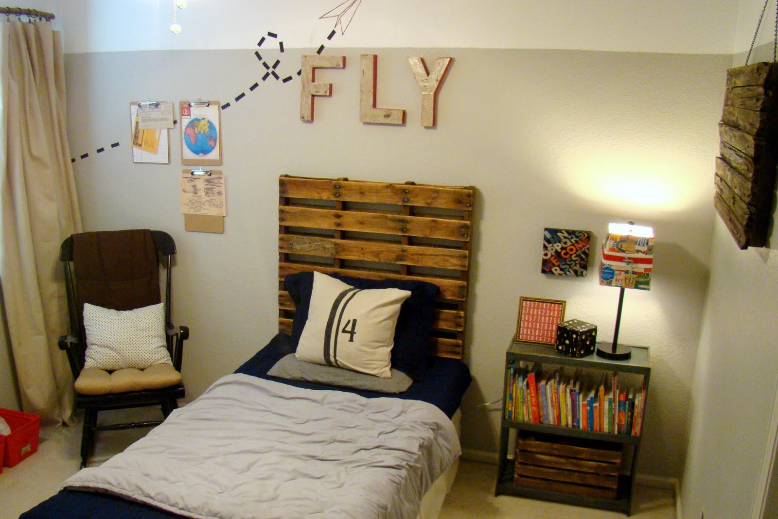 Airplane Bedrooms Too Much Time On My Hands Reveal Vintage Airplane Bedroom