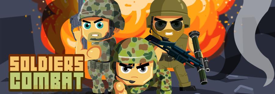 Soldiers Combat Online Game Now