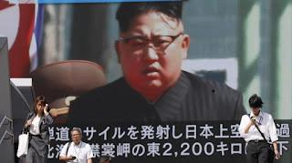 North Korea, new missile: US assesses military option