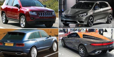 10 Mobil 'Kurang Sesuai' ala Cars Ranking