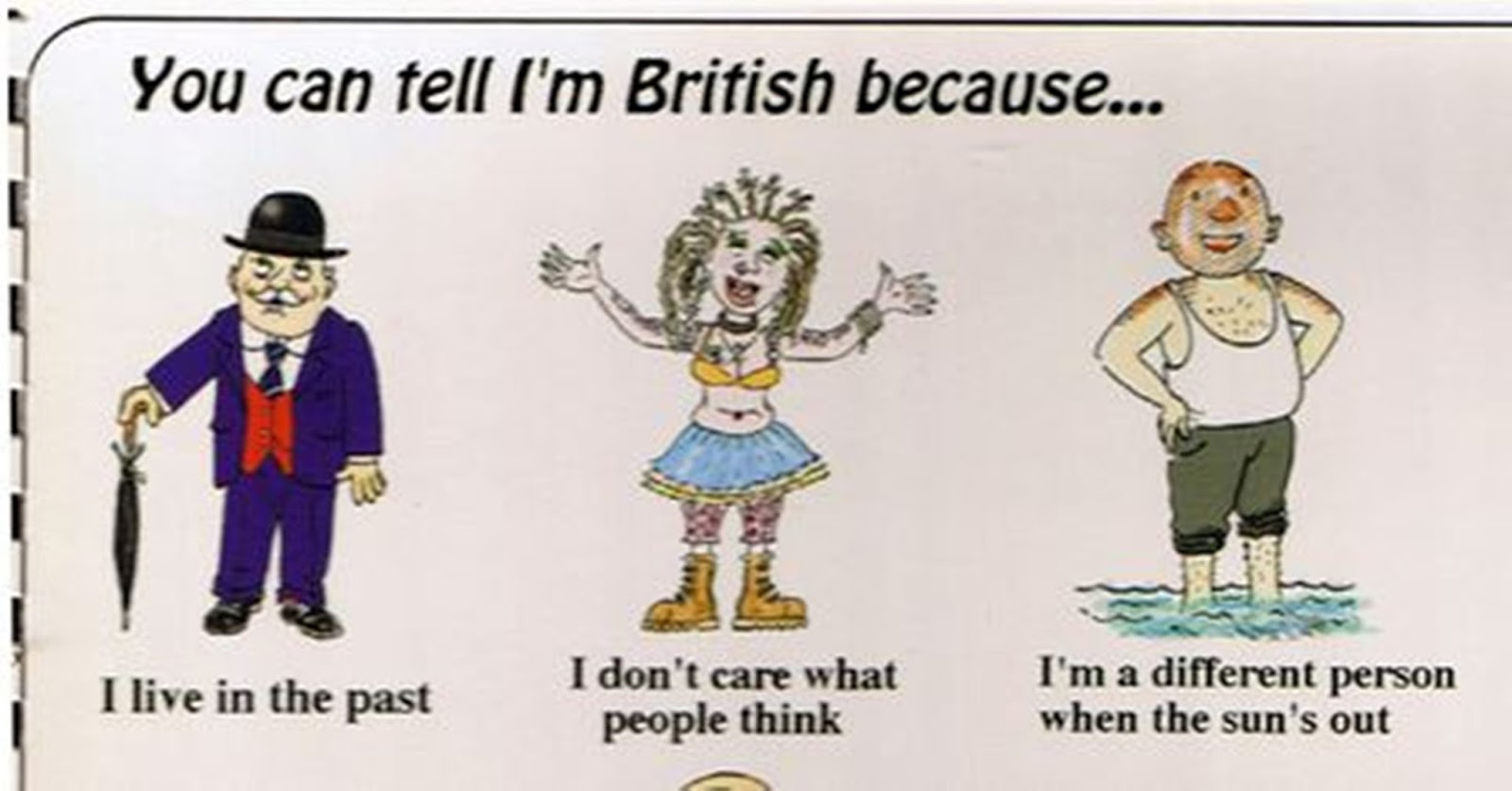Funny Stereotypes How Foreigners See The British