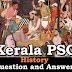 Kerala PSC History Question and Answers - 53
